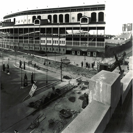 Remember Wrigley Field - 3 Addison and Sheffield Rooftop View ...